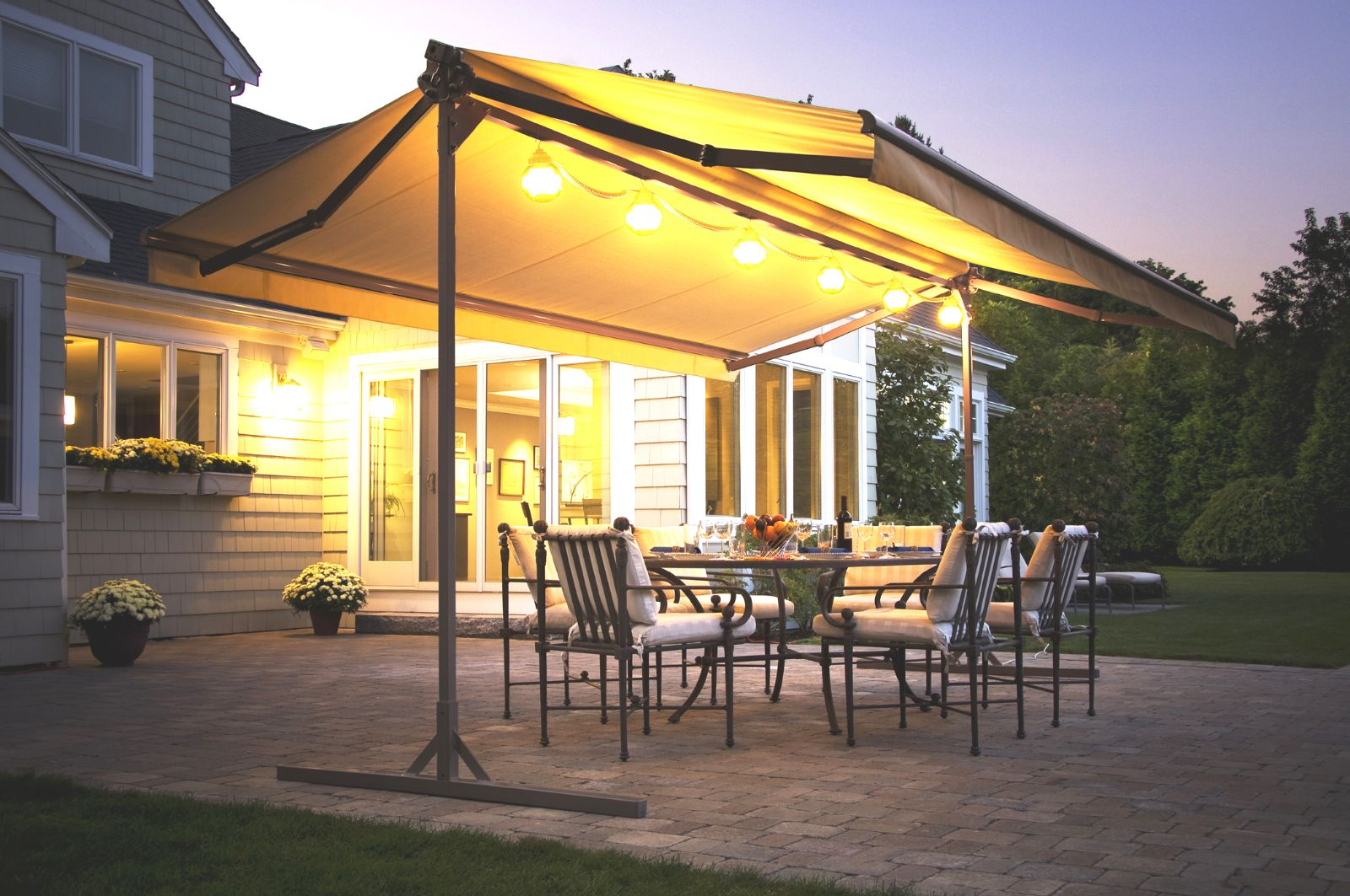 Sunsetter Awnings | Springville Door & Window, Inc.